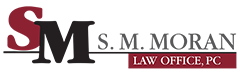 S. M. Moran Law Office, P.C. Logo