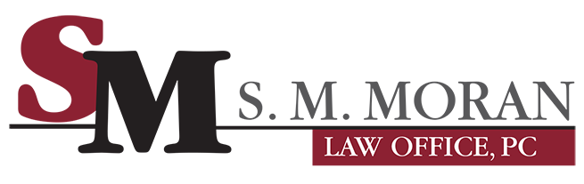 S. M. Moran Law Office, P.C. Retina Logo